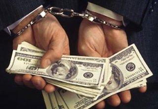 Фискальная служба изъяла у запорожского предпринимателя 123 тыс долларов США