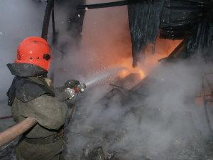Запорожские спасатели ликвидировали 2 пожара