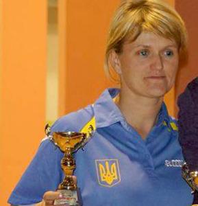 Президент назначил стипендию запорожской спортсменке