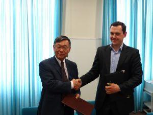 Благодаря японцам в Мелитопольской больнице появится новый аппарат УЗИ
