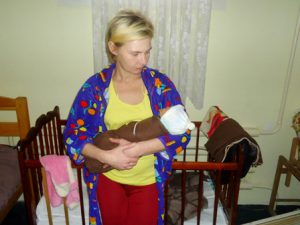 Заключенная Вольнянского следственного изолятора родила сына