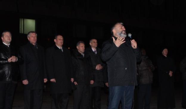 Представители всех конфессий в сотый раз помолились за мир в Украине