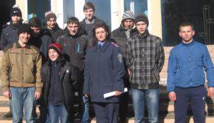 Бердянская полиция отправила проблемных подростков в колонию