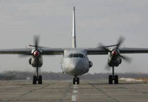 Военные из Николаева подарят мелитопольцам транспортный самолет