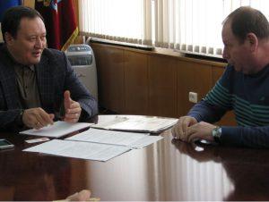 Константин Брыль пообещал запорожским баскетболистам почти миллион гривен