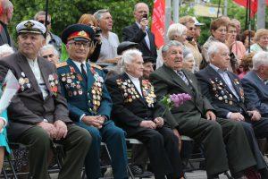 Областной бюджет профинансирует общественные организации ветеранов и инвалидов на 400 тыс грн