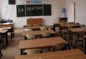 В Запорожской области на карантин закрыты более 300 школ