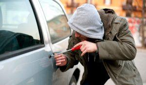В Запорожье полицейские задержали кавказца-автовора