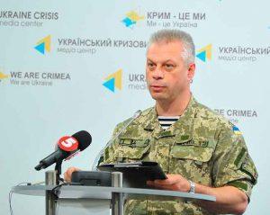 Штаб АТО: В Бердянском районе летал вражеский беспилотник