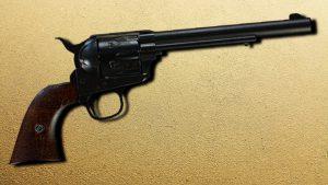 Полиция изъяла у жителя Запорожья два револьвера и патроны