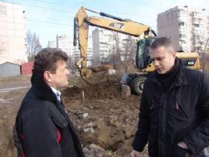 Городской голова рассказал, когда в Хортицком районе появится резервный водовод