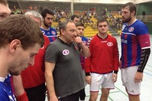Запорожские гандболисты обыграли трехкратного победителя Лиги Чемпионов