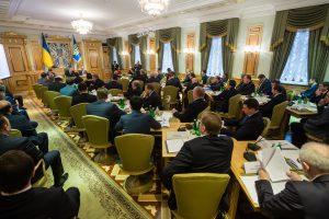 Президент рассказал губернаторам о кредитах, мобилизации, электронном декларировании