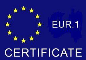 Запорожские экспортеры получили 92 сертификата EUR 1 в страны ЕС