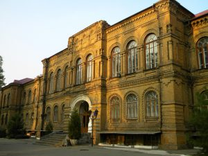 День в истории: Третий корпус ЗНУ признали памятником архитектуры местного значения