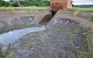 Три населенных пункта области могут остаться без воды