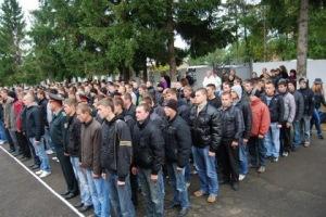 Запорожских призывников разыщут и доставят в военкомат