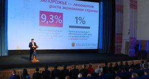 Запорожский мэр: Нужно работать, а не воровать