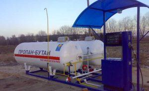 Налоговая оштрафовала владельцев газовой АЗС на 200 тысяч гривен