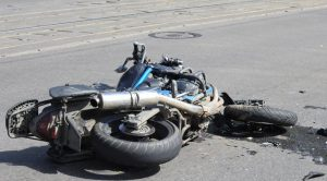 За сутки в области произошло сразу два ДТП с участием мотоциклистов