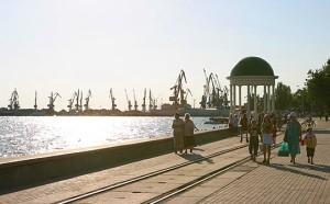 Укрепление бердянской набережной обойдется в 6 миллионов гривен