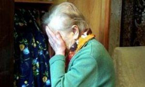 Полицейские задержали банду, которая грабила стариков