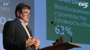 Владимир Буряк рассказал, каким хочет видеть Запорожский горсовет