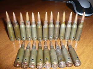 Жители области хранят дома гранаты и патроны к автоматам