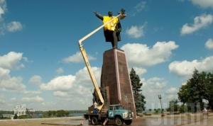 Стало известно, какой памятник в Запорожье декоммунизируют первым