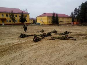 Британцы учат украинских десантников действовать по стандартам НАТО – опубликованы фото учений