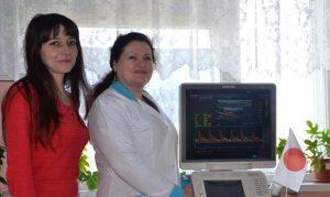 В Мелитопольской больнице обновляют оборудование