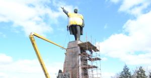 Ленина усиленно готовят к «переезду»