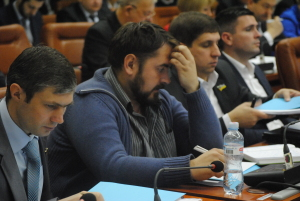 После 11 часов работы завершилась четвертая сессия Запорожского горсовета