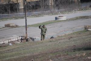 Полиция проверяет, было ли минирование памятника Ленину (ОБНОВЛЕНО)