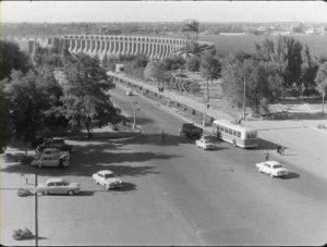 Площадь без Ленина: В соцсетях показали фотографии города до установки постамента вождю пролетариата