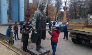 Скульптура Кирова