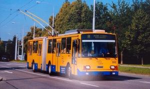 Запорожцы будут ездить на б/у троллейбусах из Европы