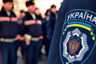 30-летний запорожский полицейский с огнестрелом доставлен в медучреждение