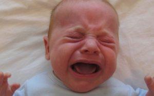 В Мелитопольскую больницу доставили 6-месячного ребенка с гематомами