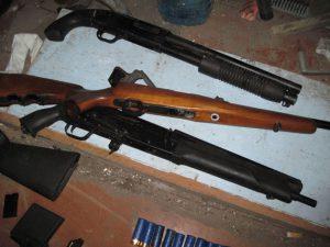 Полиция призывает запорожцев добровольно сдавать нелегальное оружие