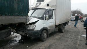 Соцсети: В Запорожье маршрутчик пытается «замять» дело о серьезном ДТП