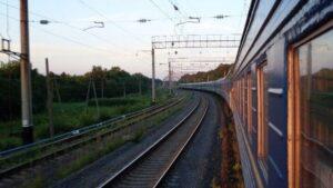 Поезд Запорожье - Львов будет курсировать по-новому