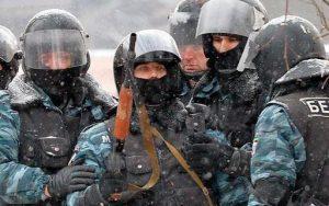 В столице будут судить двоих запорожских беркутовцев, которые разгоняли Майдан