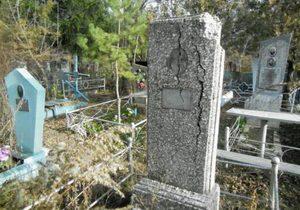 Полгода запорожец воровал металл на одном из городских кладбищ