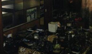 В Бердянске в сильном пожаре погиб мужчина - спасатели работали в аппаратах на сжатом воздухе