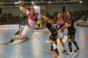 Запорожские гандболисты сыграют с венгерским клубом