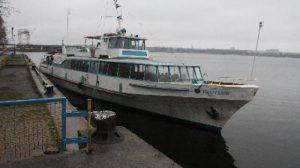 Из городского бюджета выделят почти 2 млн грн на перевозку дачников катерами