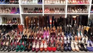 Черевички для Оксаны: Запорожец украл женскую обувь из магазина