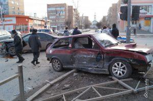 Погиб пассажир: Форд и «восьмерка» не поделили дорогу