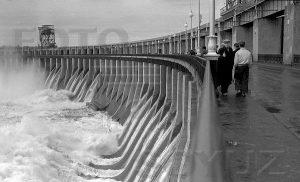 День в истории: Днепровская ГЭС дала первый ток после Второй мировой войны